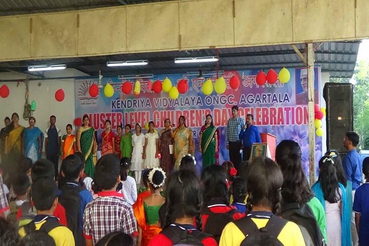 Kendriya Vidyalaya-Childrens Day