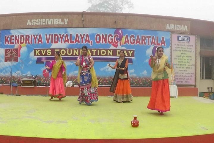 Kendriya Vidyalaya-Foundation Day