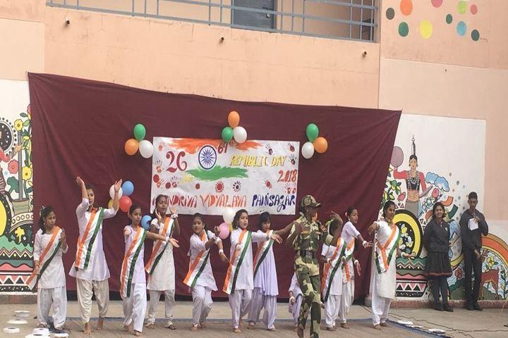 Kendriya Vidyalaya-National day celebration-1