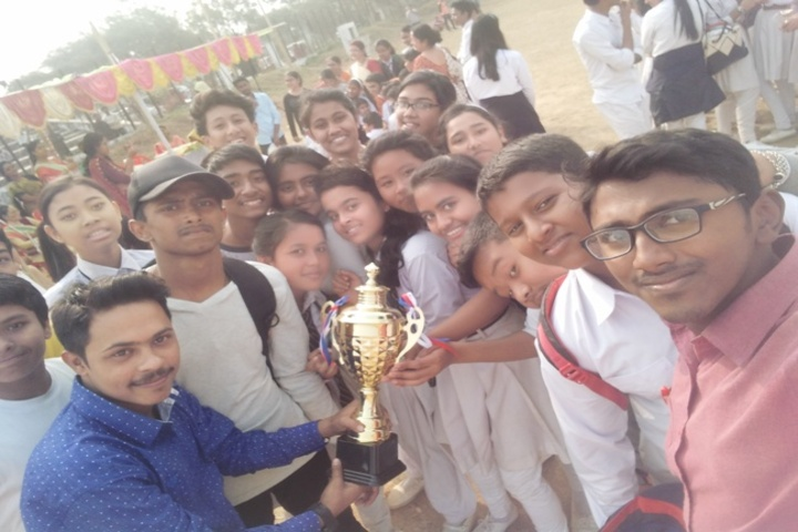Ma Anandamayee Vidyapeeth-Award