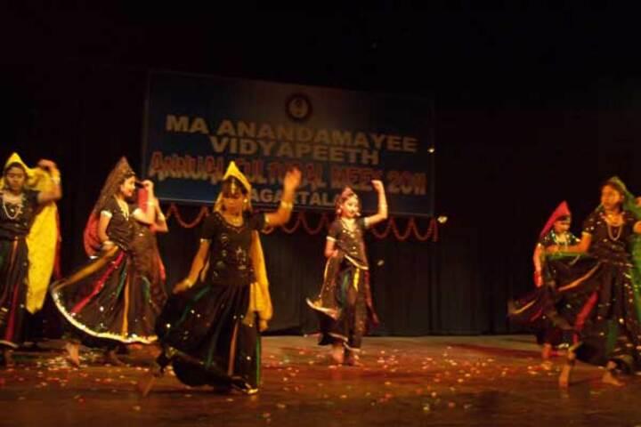 Ma Anandamayee Vidyapeeth-Dance