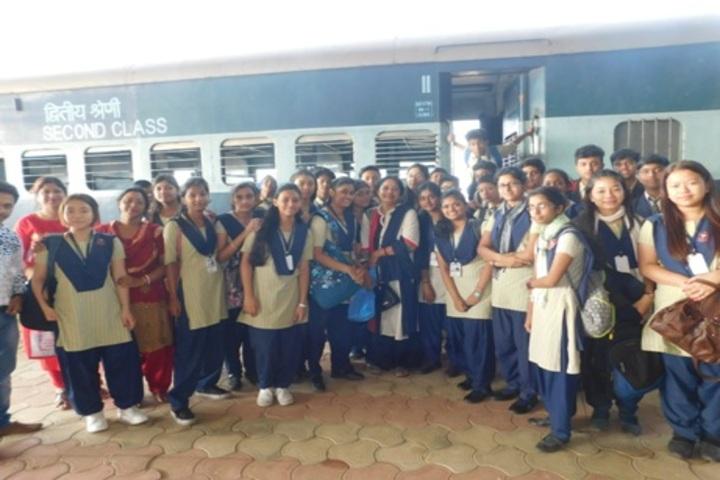 Ma Anandamayee Vidyapeeth-Educatioal Tour
