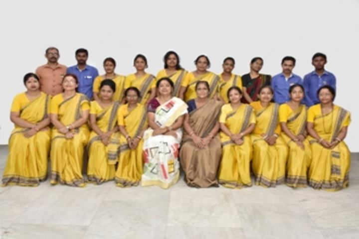 Ma Anandamayee Vidyapeeth-Staff