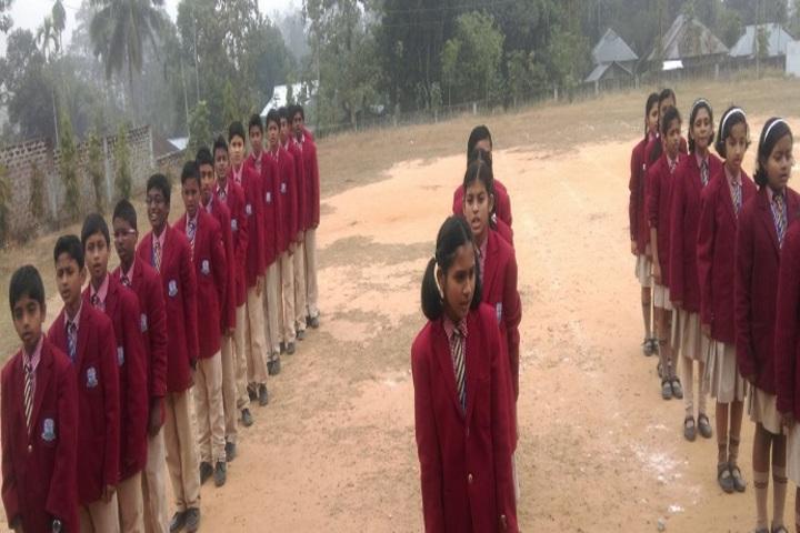 Modern Higher Secondary School-Assembly