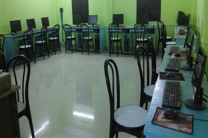 Modern Higher Secondary School-IT Lab