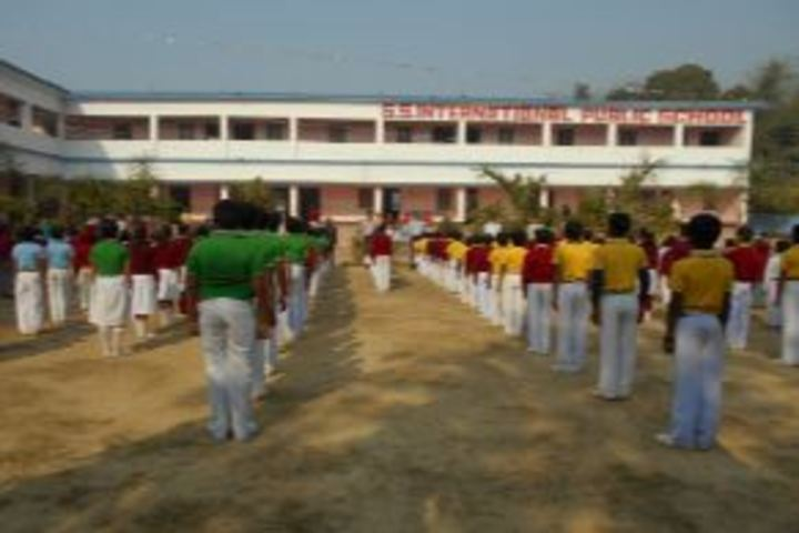 S S International Public School-Morning Assembly