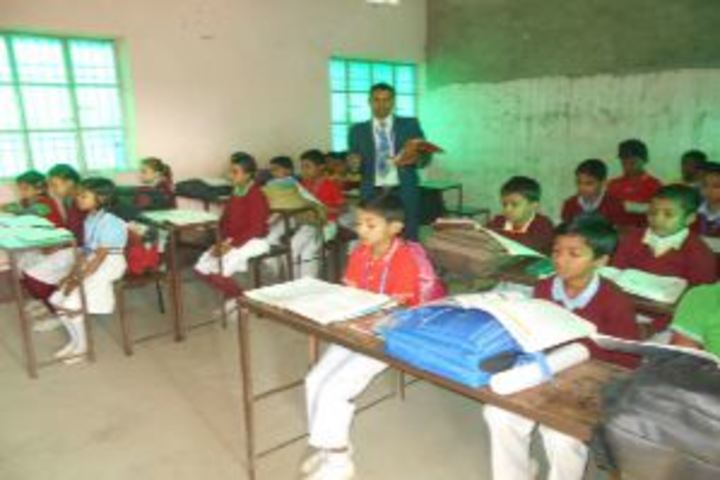 S S International Public School-Class Room