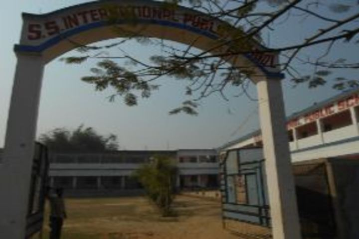 S S International Public School-Entrence