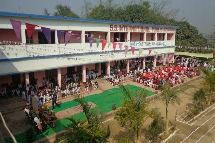 S S International Public School-Celebrations