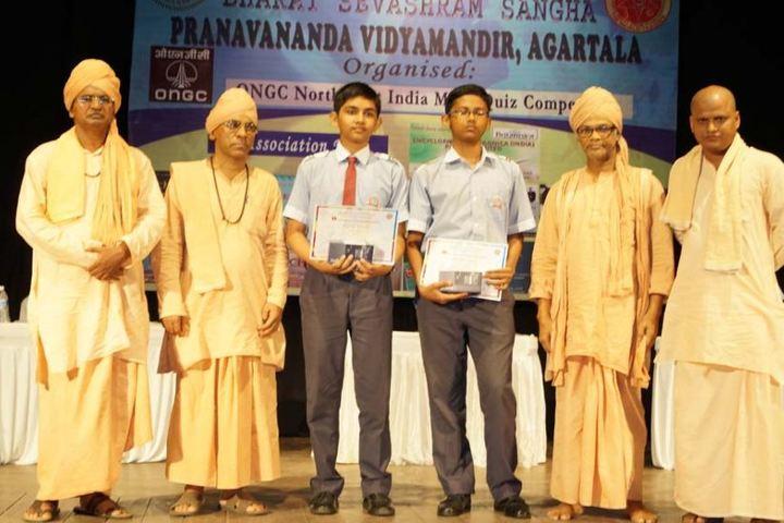 Pranavananda Vidya Mandir-Achievement