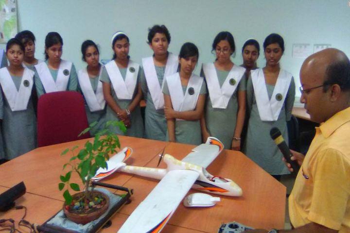 Pranavananda Vidya Mandir-Science Exhibition