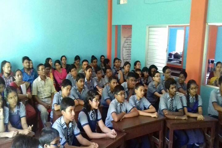 Siksha Bhavan Montessori School-Classroom
