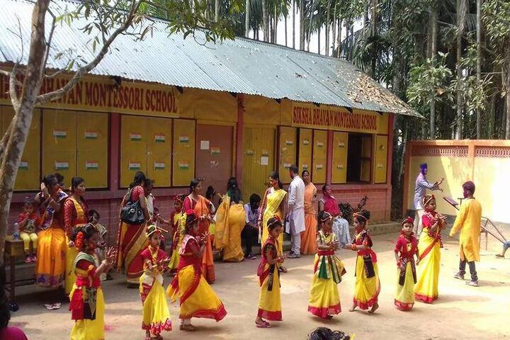 Siksha Bhavan Montessori School-Dance