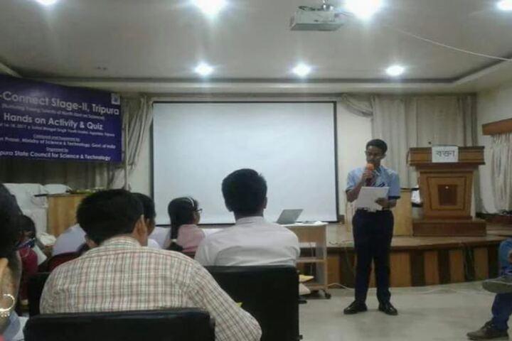 Siksha Bhavan Montessori School-Digital Classroom