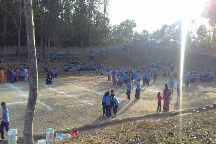 Siksha Bhavan Montessori School-Play Ground
