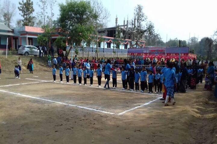 Siksha Bhavan Montessori School-Sports