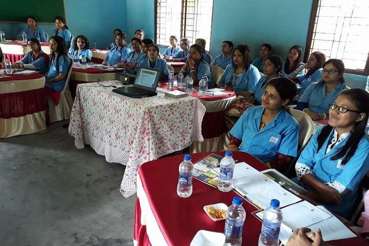 Siksha Bhavan Montessori School-Workshop