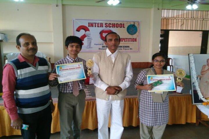 Sri Krishna Mission School-Award