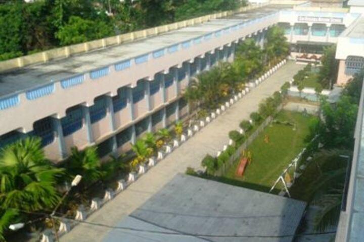 Sri Krishna Mission School-Campus