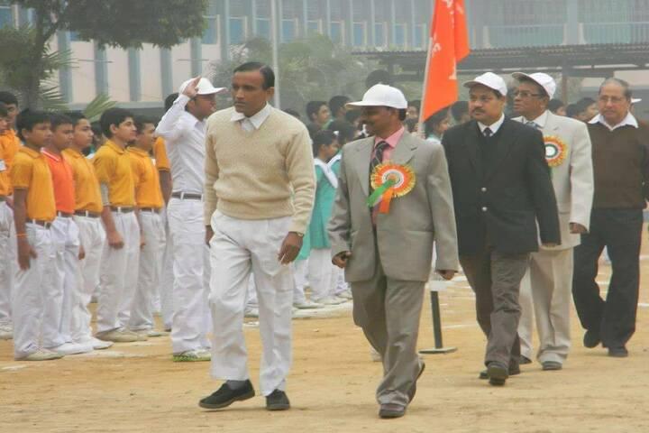 Sri Krishna Mission School-Sports