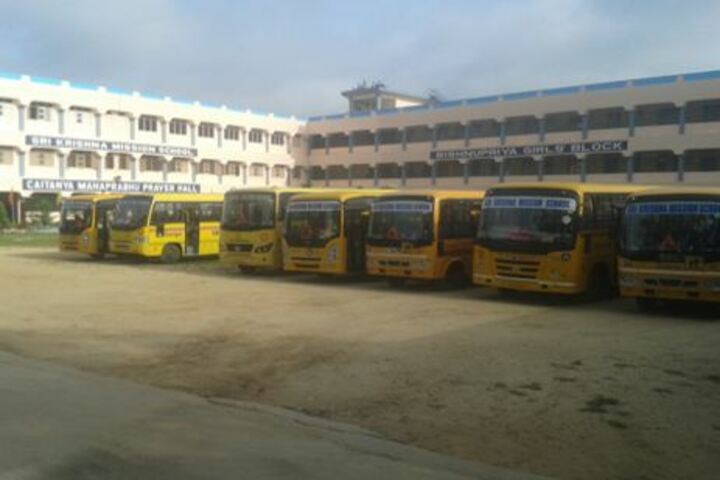 Sri Krishna Mission School-Transport
