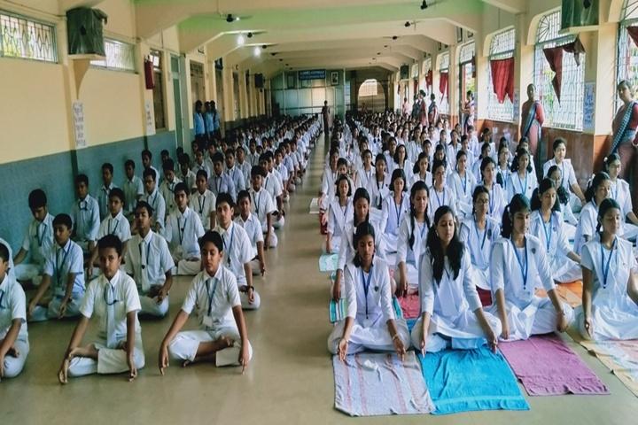 Sri Krishna Mission School-Yoga