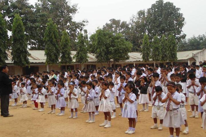 Synod Foundation English Medium School-Assembly