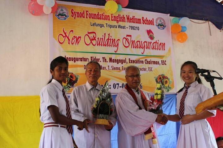 Synod Foundation English Medium School-Event