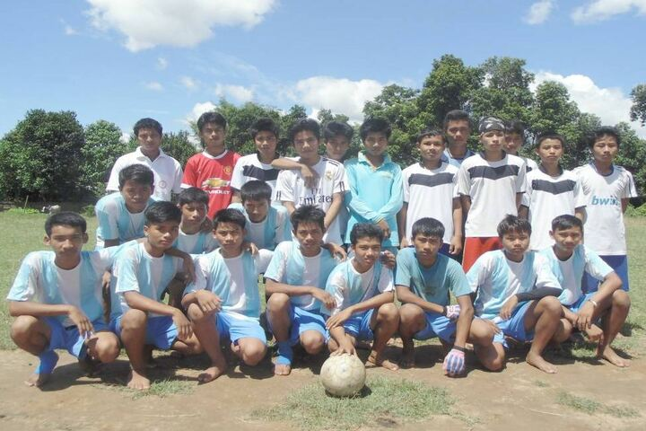 Synod Foundation English Medium School-Sports