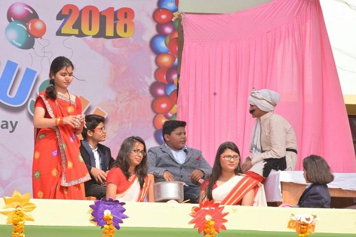 Sanskar Global School-Drama