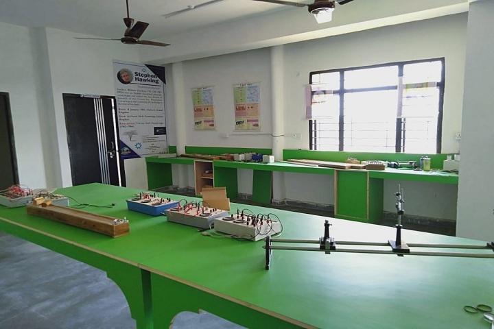 Sanskar Global School-Electronics Lab