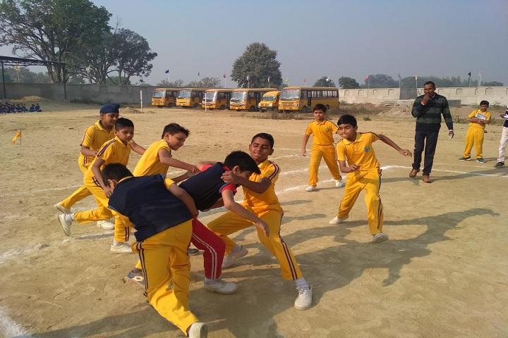 Sanskar Global School-Sports
