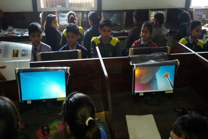A B S International School-Computer Lab