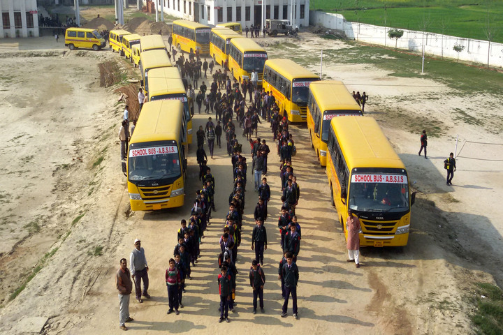 A B S International School-Transport