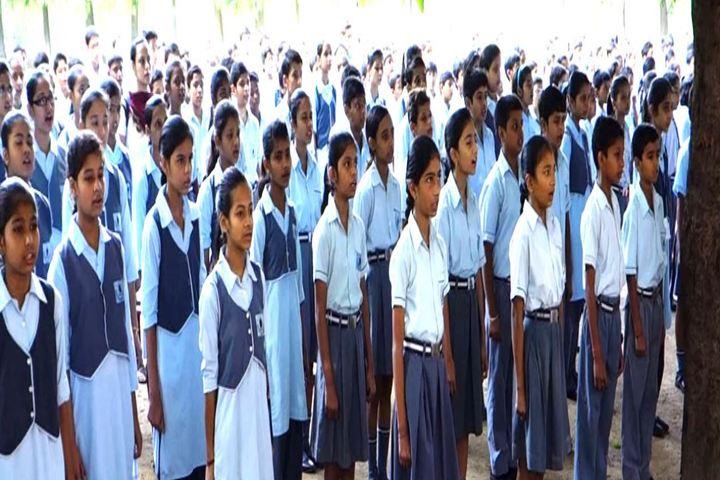 S A International Public School-Assembly