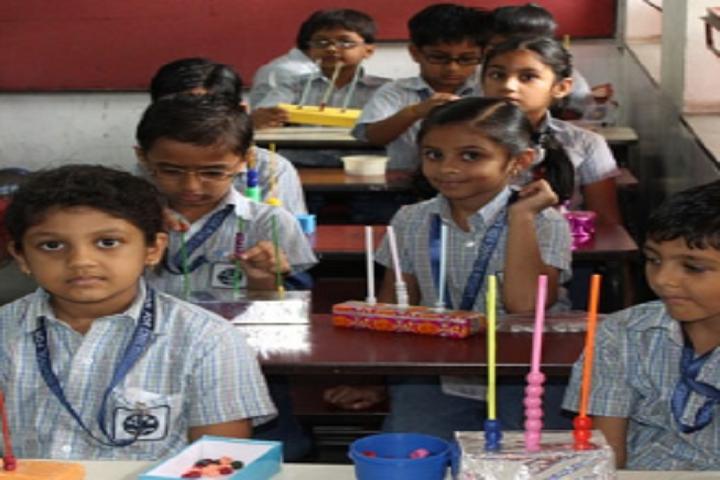 S A International Public School-Activitiy Room
