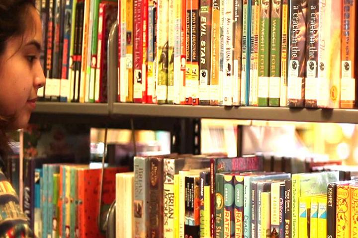 S A International Public School-Library