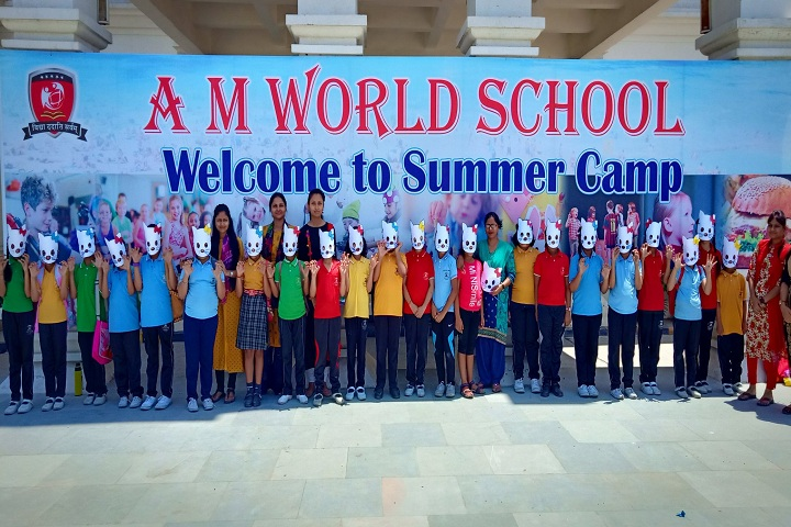 A M World School-Summer Camp