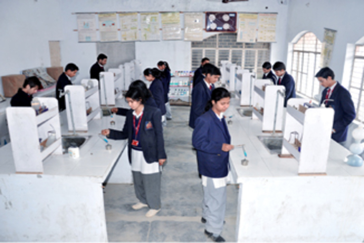 A N International School-Chemistry Lab