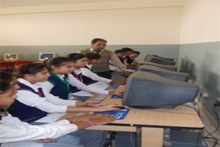 A N International School-Computer Lab