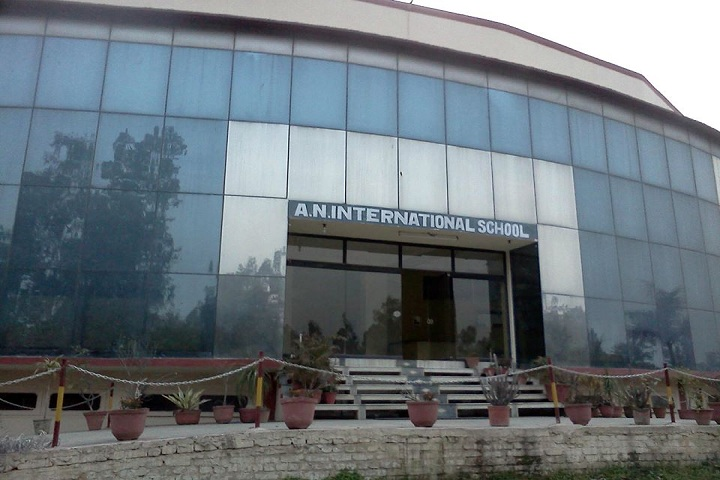 A N International School-Campus-View