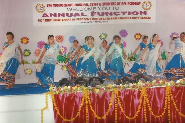 A P S Academy-Annual Day
