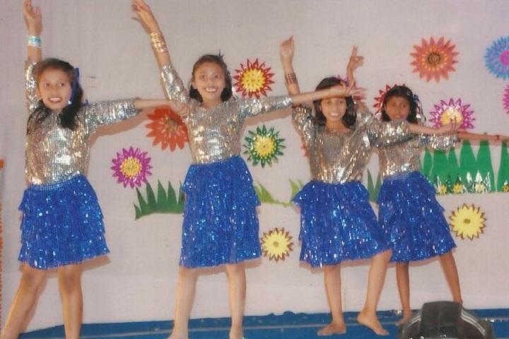 A P S Academy-Dance
