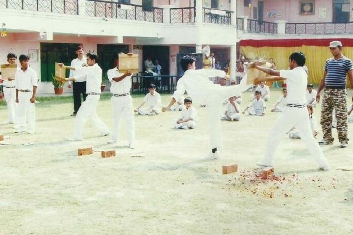 A P S Academy-Karate