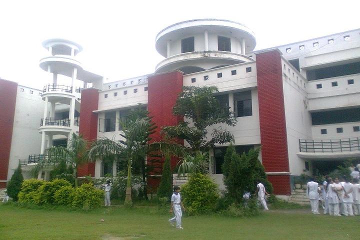 A S PUBLIC COLLEGE-School Building