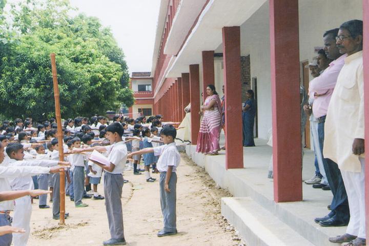 A J J Academy-Assembly