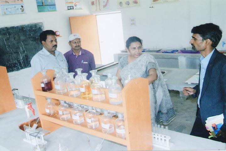 A J J Academy-Chemisty Lab