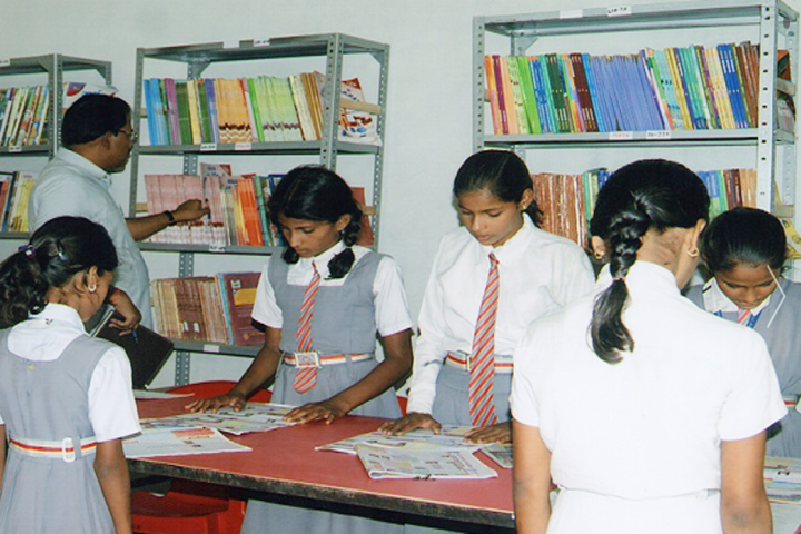 A J J Academy-library