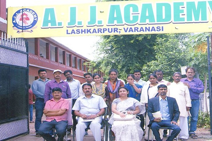 A J J Academy- Staff