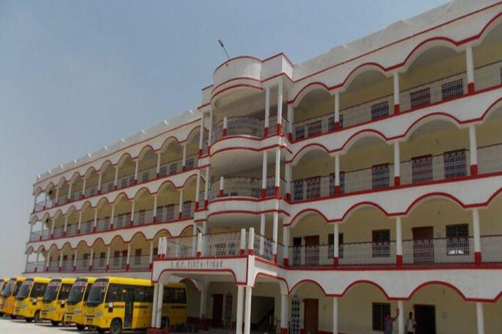 S B P Vidya Vihar-Campus View